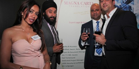 Celebrating the SAL Annual Summer Social in London